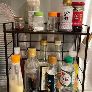 キッチンスタンド 調味料 収納