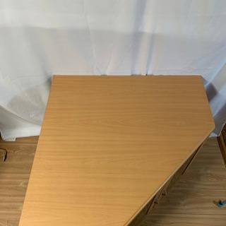 【訳あり】三角テレビ台 - 家具