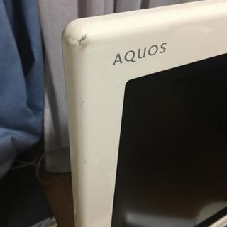SHARP AQUOS LC-32D10 ジャンク品 - 家電