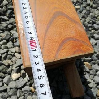 床柱 框 床の間 古材 荒材 古民家 リノベーション DIY 約1400mm - 愛西市
