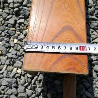 床柱 框 床の間 古材 荒材 古民家 リノベーション DIY 約1400mm - その他