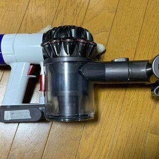 (商談中)☆ダイソンV6 すぐ使えるセット +ミニモーター…