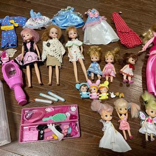 リカちゃん⑤リカちゃん人形たち