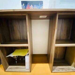 ボックス型の棚(2020年3月に購入)