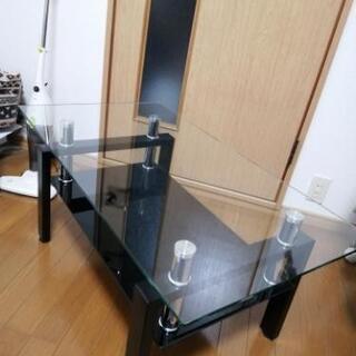 ガラステーブル(値下げ言ってもらえればします!)