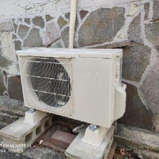 エアコン室外機を探してます
