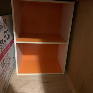無料 カラーボックス