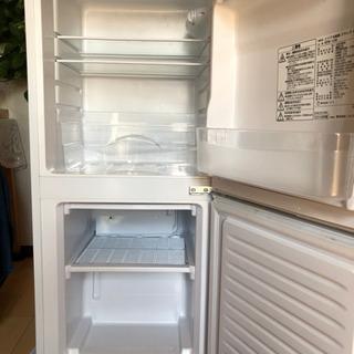 冷蔵庫 ニトリ 2ドア グラシア NTR-106