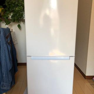 冷蔵庫 ニトリ 2ドア グラシア NTR-106 - 家具
