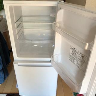 冷蔵庫 ニトリ 2ドア グラシア NTR-106 - 東大阪市