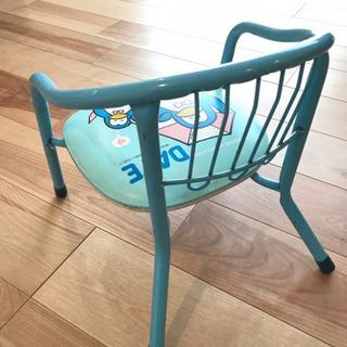 レトロな子供用椅子