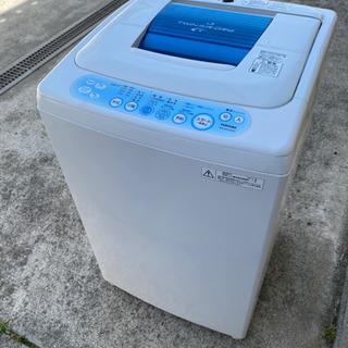 【ネット決済】洗濯機 TOSHIBA AW-50GG