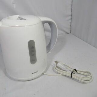 J2261/電気ケトル/ホワイト/1.2L/ニトリ/NIT…