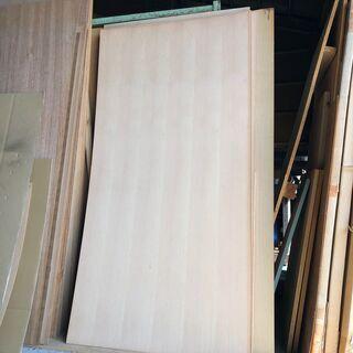 天然木ツキ板化粧合板 突板 米松 柾目 2.5mm厚 900mm...