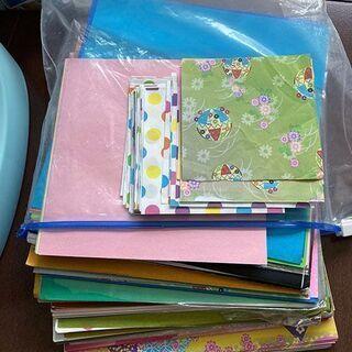★折り紙、鉛筆たくさん、日本製かき氷機★ - 子供用品