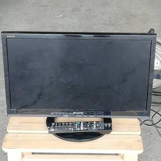 【042001】液晶カラーテレビ シャープ AQUOS LC-1...