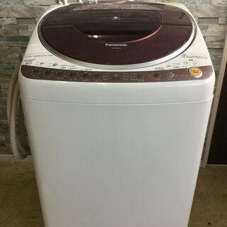 パナソニック Panasonic 洗濯乾燥機 8.0kg NA-...