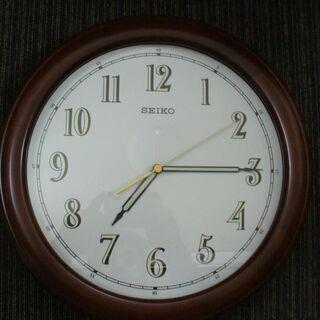 掛け時計 SEIKO製