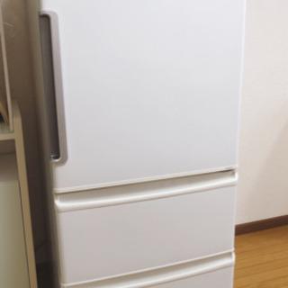 AQUA 冷凍冷蔵庫 冷蔵庫 AQR-271E(W) 2016年製