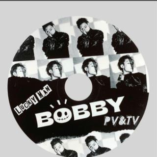 Bobby DVD 限定1枚