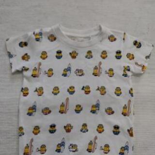 100サイズ  ミニオンTシャツ