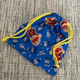 ★0円出品★アンパンマン巾着