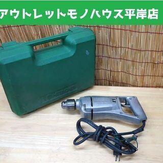 日立 電動ドリル NU-DH3 10mm 100V ケース付き ...