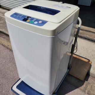 無料!ハイアール4.2キロ洗濯機 JW-K42FE 201…