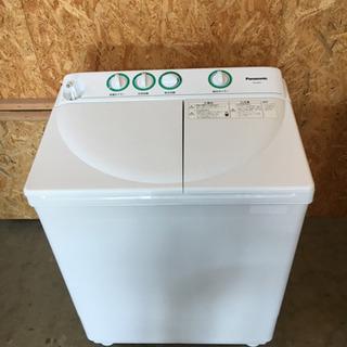 パナソニック 洗濯 脱水 4kg 二槽式洗濯機 NA-W40G2...