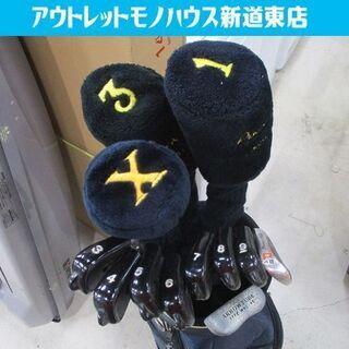 ゴルフセット メンズ パワービルト TPXL TPS パター A...