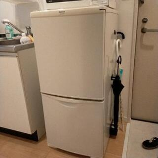 【急募】国内メーカー冷蔵庫お譲りします。