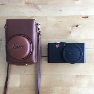 【美品】Leica ライカ D-Lux3 & 純正本革ケース 元箱付き