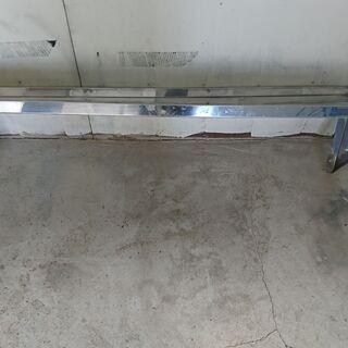 吊棚 ステンレス 業務用 壁掛け 1段 平棚 三角棚 幅120c...