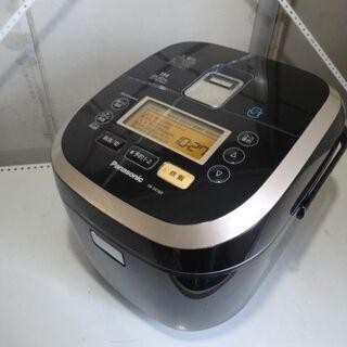 Panasonic スチーム IHジャー炊飯器 SR-SX…