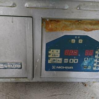 NICHIWA ニチワ 業務用 卓上フライヤー 200V 厨房 揚げ物 飲食店 現状品 - 岩倉市