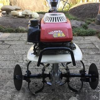 家庭菜園耕運機❣️ホンダf200‼️整備済み‼️直ぐ使用できます...