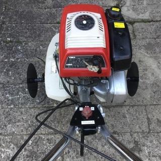 値下げです❣️家庭菜園耕運機❣️ホンダf200‼️整備済み‼️直ぐ使用できます❗️軽バンに積載可能 - その他