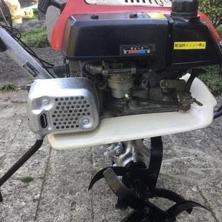 値下げです❣️家庭菜園耕運機❣️ホンダf200‼️整備済み‼️直ぐ使用できます❗️軽バンに積載可能 - 東根市