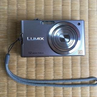 !美品!Panasonic デジタルカメラ LUMIX DMC-...