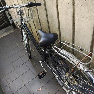 自転車 変速6段シマノギア付き