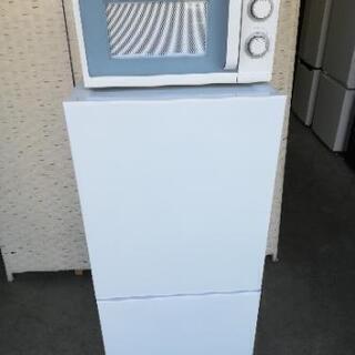 【配送無料】⭐高年式セット⭐ツインバード冷蔵庫110L+ニ…