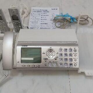 ブラザー  ファクシミリ電話機 FAX-380DL コード…
