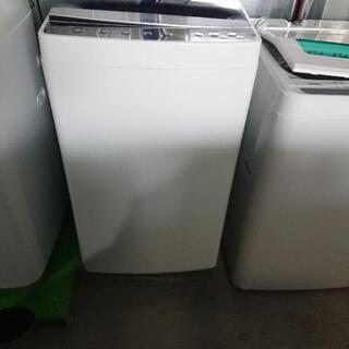 【ハイアール】2018年製 洗濯機の画像