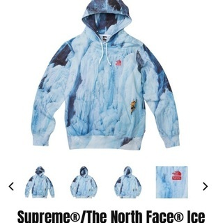Supreme The North Face Ice Climb...