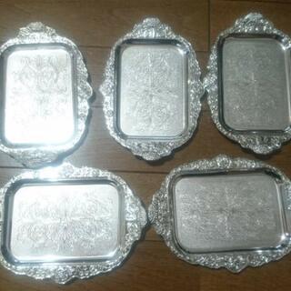 デザート皿5枚