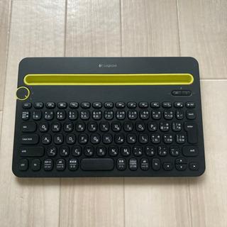 ロジクール キーボード ワイヤレス マルチデバイス