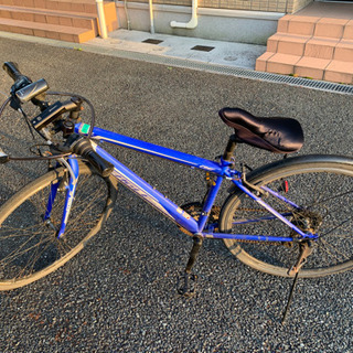 自転車 受け渡し予定者決定済み