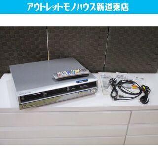 動作OK! HDD内蔵ビデオ一体型DVDレコーダー 地デジ…