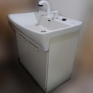 洗面化粧台(750)*美品