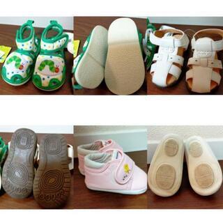 ベビー靴3足 11〜13cm